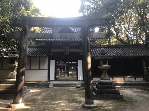 水鏡天神社
