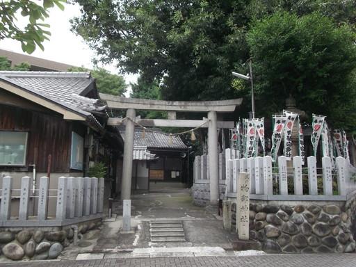 物部神社(名古屋市)