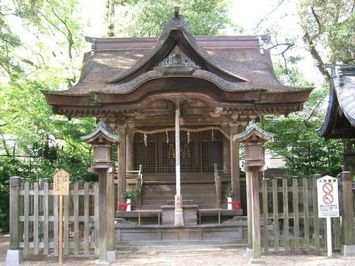 長野神社(河内長野市)