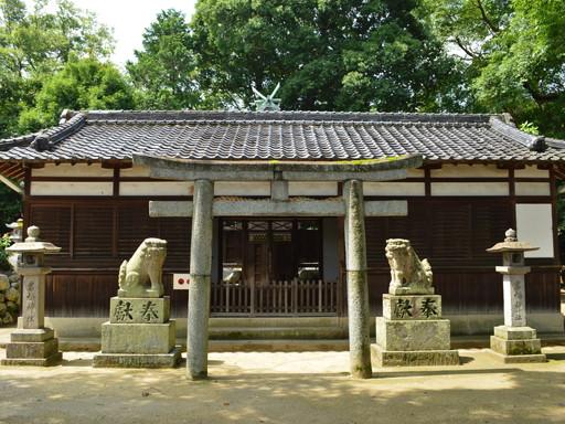 長柄神社(御所市)