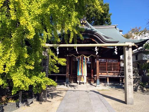 白山神社(大阪市)