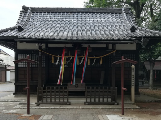 中村八幡神社(練馬区)