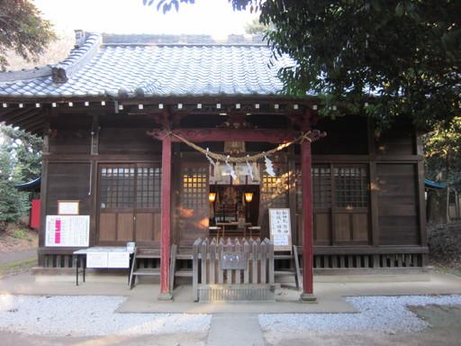 中山神社(さいたま市)