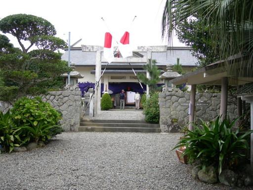 波切神社(志摩市)