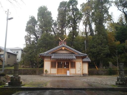 南方神社(鹿児島市)