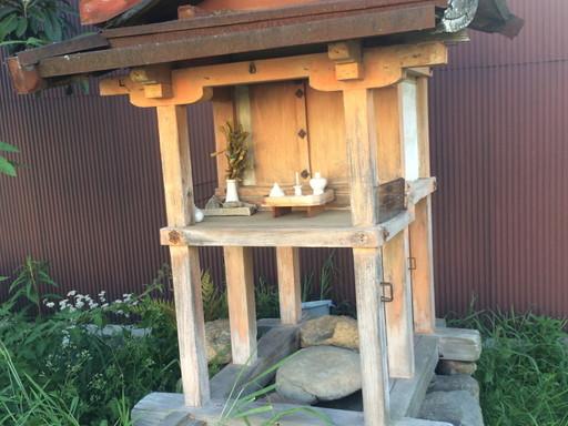 八王子社(奈良市納院町)
