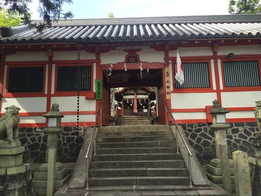 天神社(奈良市高畑町)