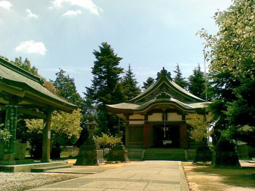 新川神社(富山市)