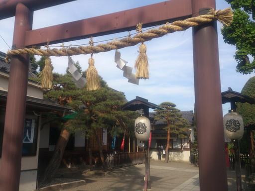 西宮神社(長野市)