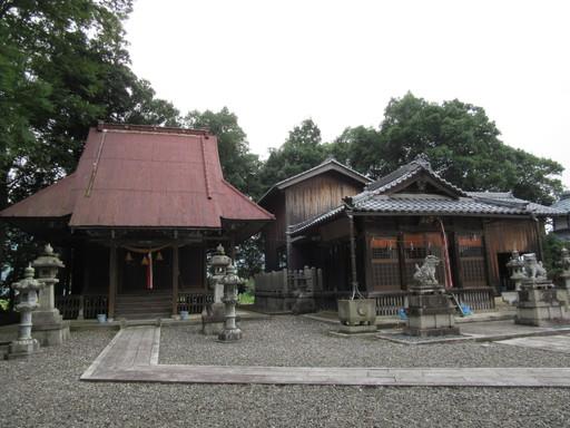乃伎多神社(長浜市高月町東阿閉)