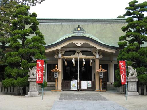 大江神社(大阪市)