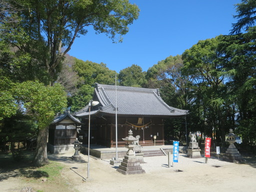 和志取神社(岡崎市)