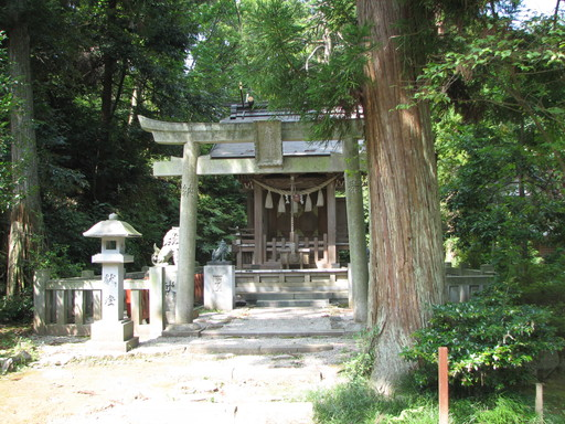 大伴神社(高岡市)