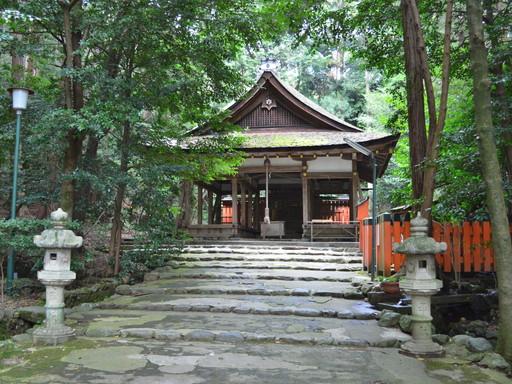 大田神社(京都市)
