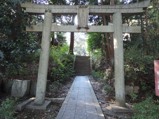 戸隠神社(大津市)