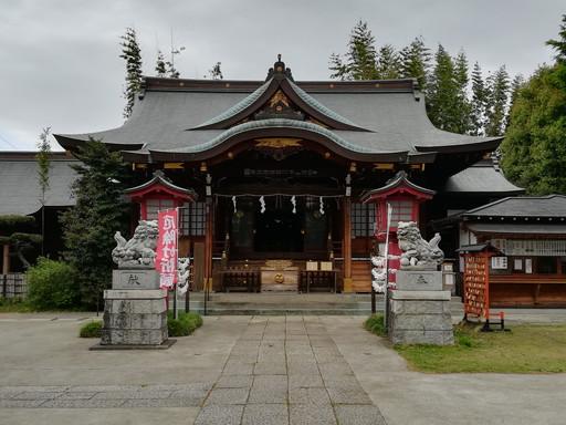 鷺宮八幡神社(中野区)