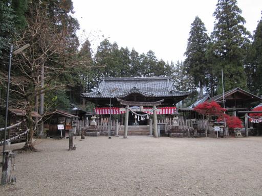 坂下神社(中津川市)