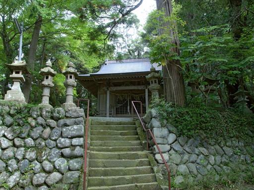 山宮神社(新温泉町)
