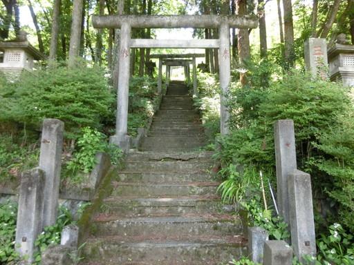 三吉稲荷神社(飯能市)