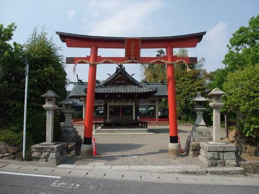 三ノ宮神社(京都市西京区樫原)