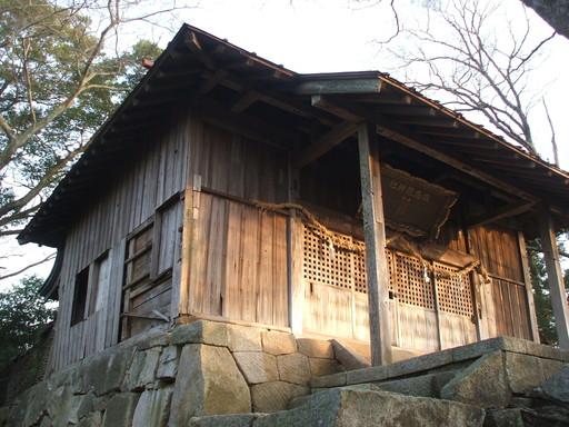 佐志能神社(笠間市)
