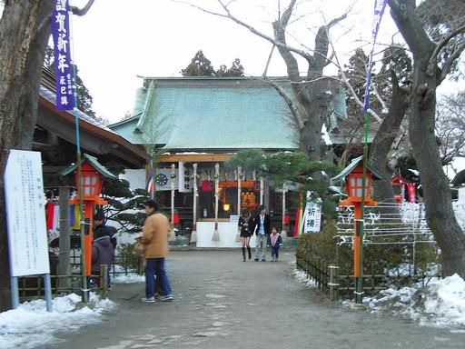 愛宕神社(仙台市)