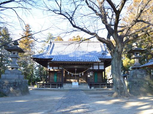倭文神社(伊勢崎市)