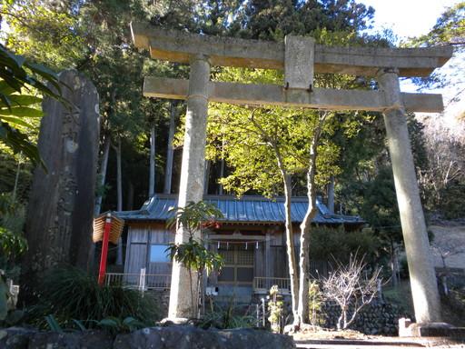 倭文神社(富士宮市)