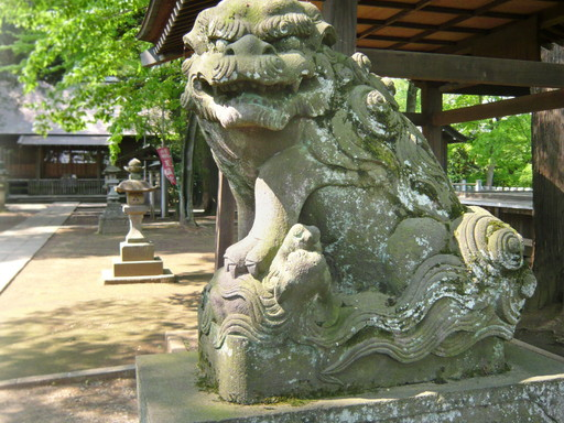神明社(所沢市中富)