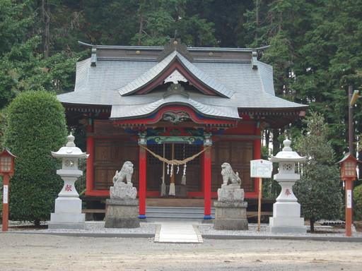 白髭神社(小山市)
