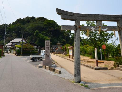粟島神社(米子市)