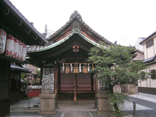 出世稲荷神社(京都市)