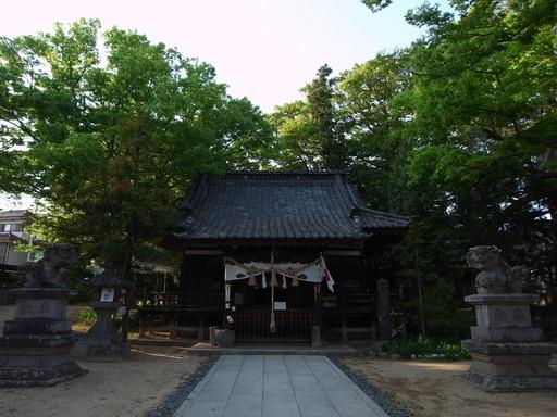塩釜神社(松本市)