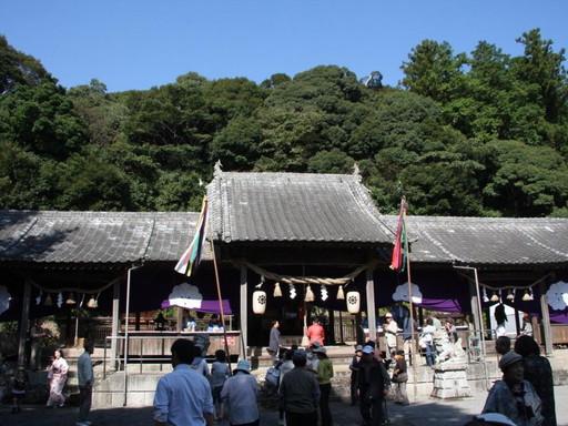 白鬚田原神社