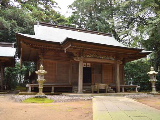 側高神社(香取市大倉)