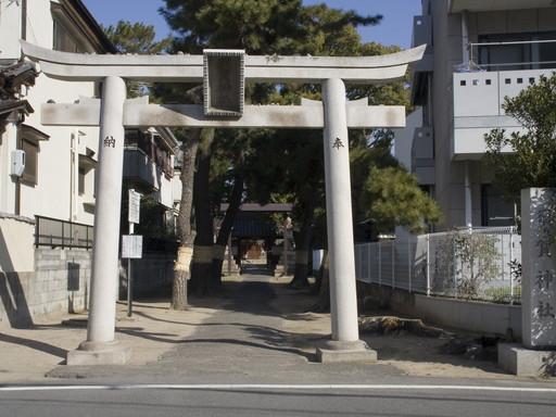 須賀神社(茨木市)