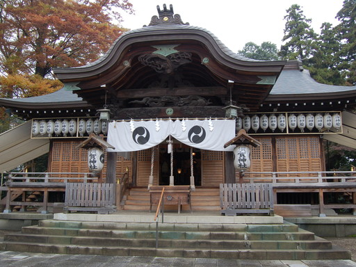須賀神社(小山市)