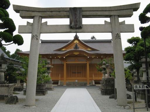 菅生神社(堺市)