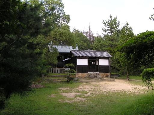 菅生神社(倉敷市)