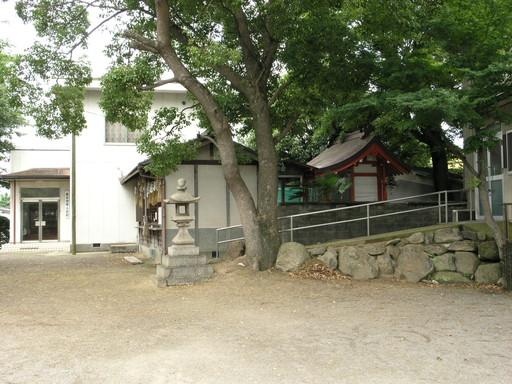 宿奈川田神社