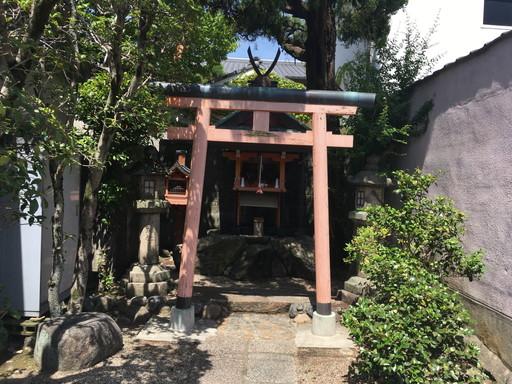 住吉神社(奈良市今辻子町)