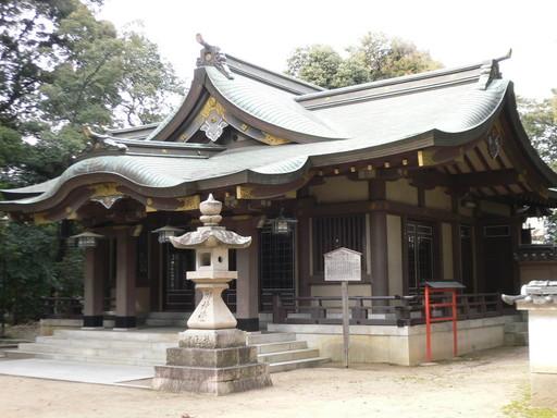 住吉神社(宝塚市)