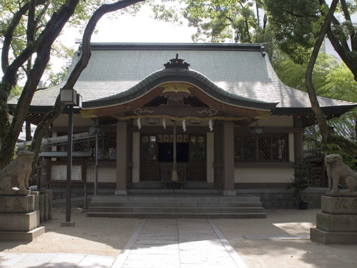 素盞烏尊神社(大阪市)