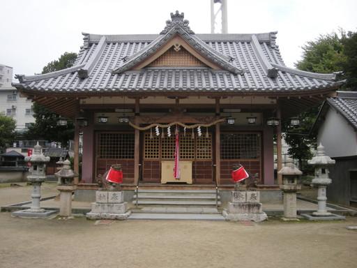 須佐之男命神社(摂津市)