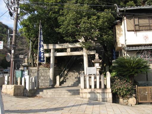祇園神社(神戸市兵庫区)