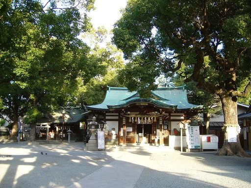 庄内神社(豊中市)