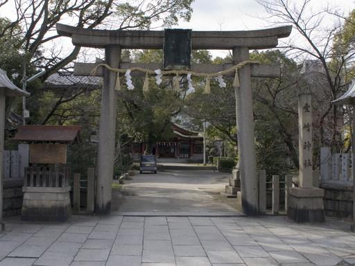 豊崎神社(大阪市)