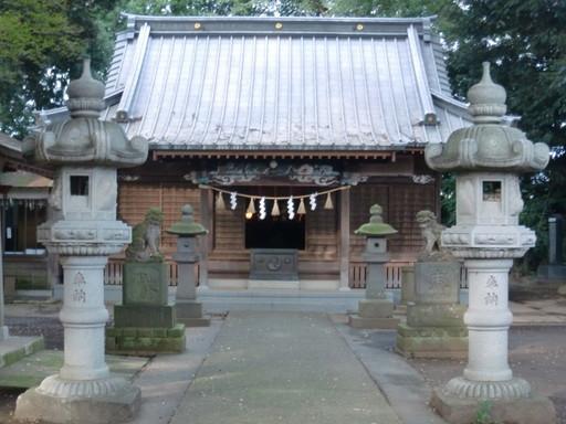 八坂神社(土浦市)