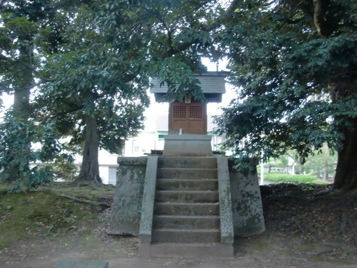 土屋神社(土浦市)