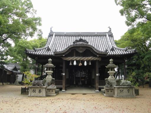 津田天満神社